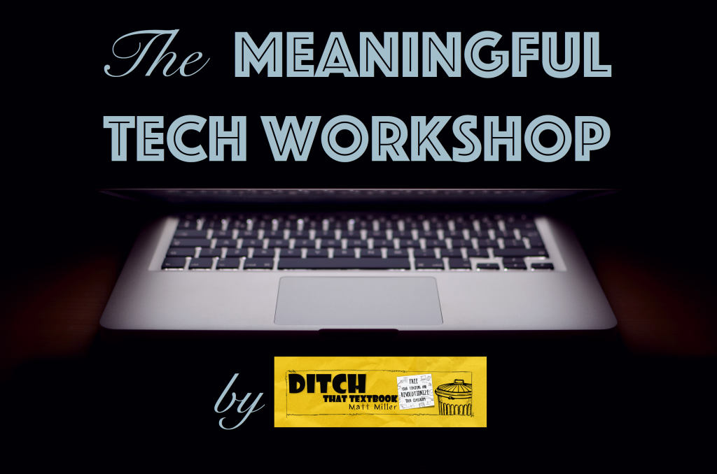 meaningful tech workshop image