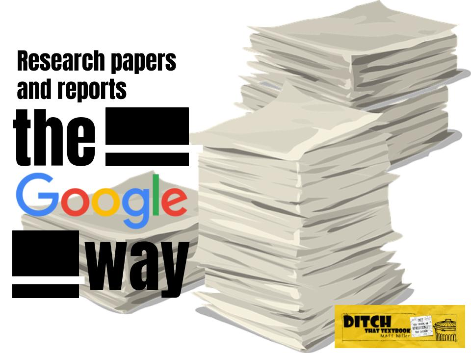 google researches papers Google research paper research paper quantifying the benefits the internet  giant found in using u2f-based 2-factor authentication — hardened security,.