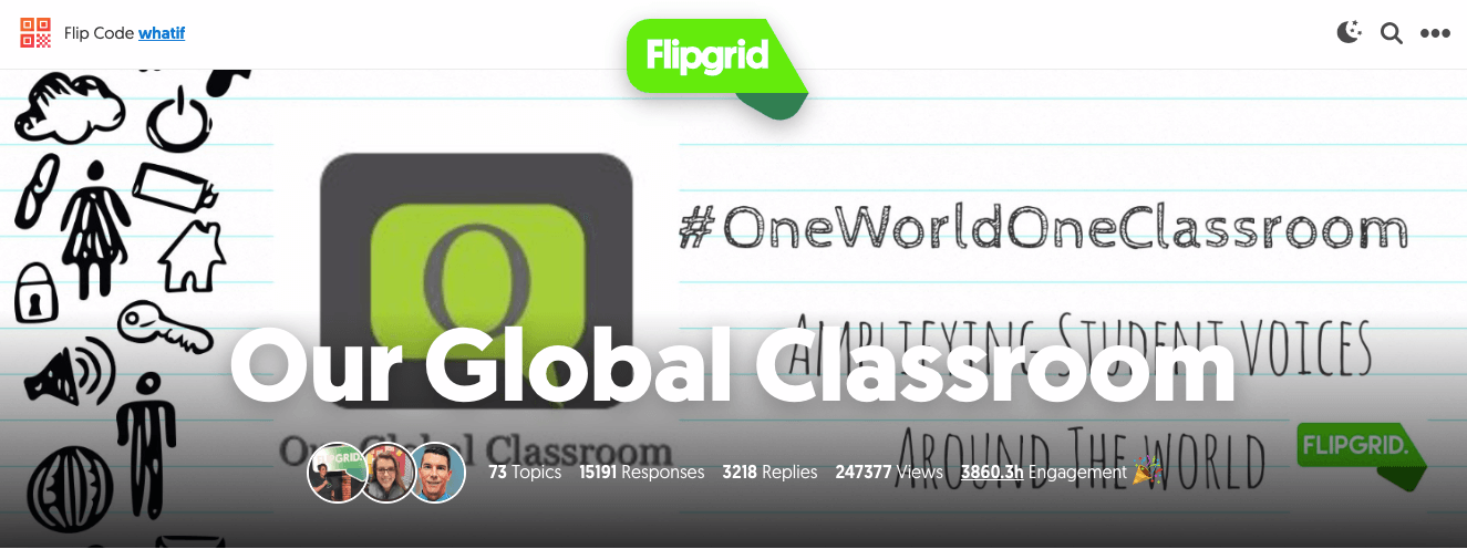 What if Flipgrid board