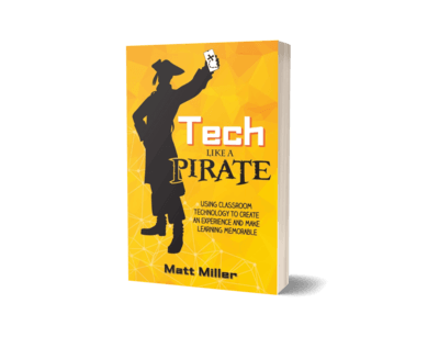 Tech Like A Pirate book cover