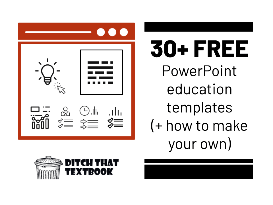 30 Free Powerpoint Education Templates How To Make Them