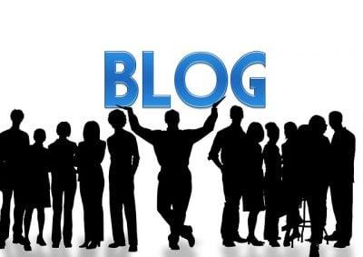 Student blogging