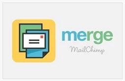 merge by mailchimp