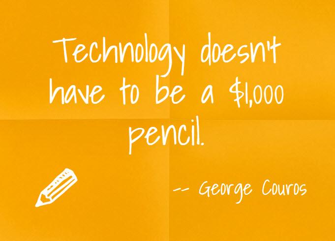 1k pencil