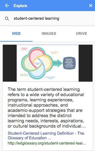 explore search web images drive