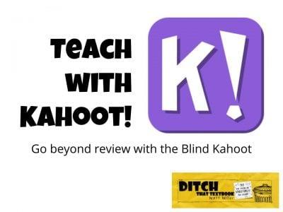 teach with kahoot