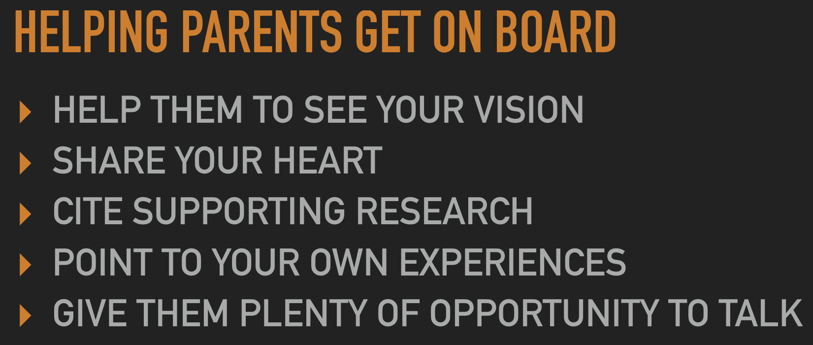 Getting parents on board.001