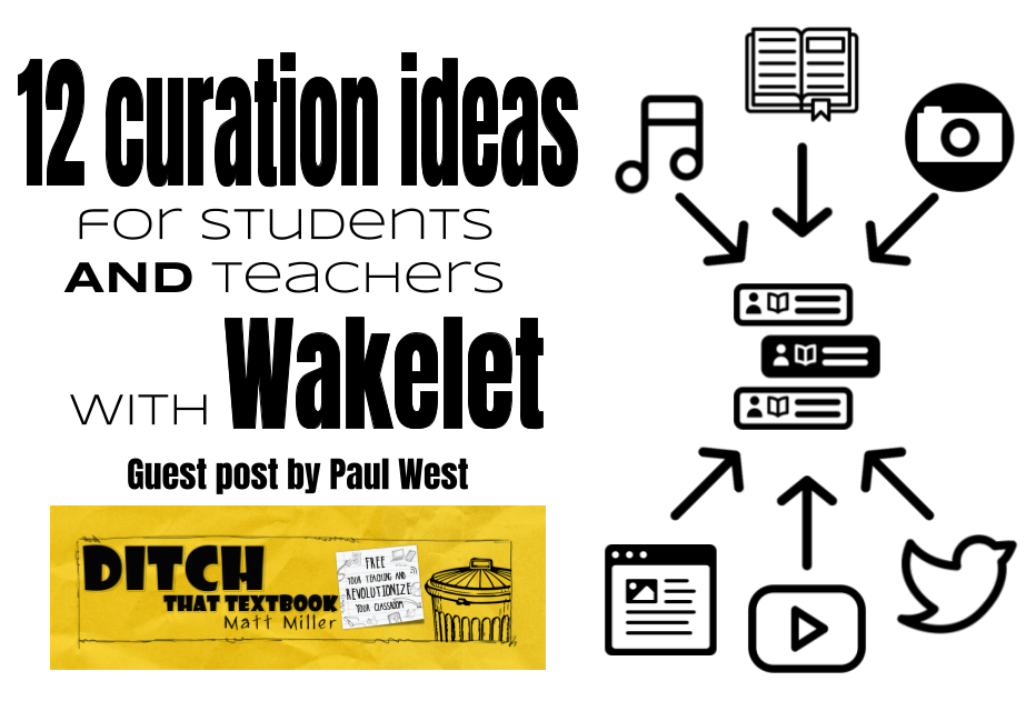 Curation ideas for students AND teachers with Wakelet (1) (1)