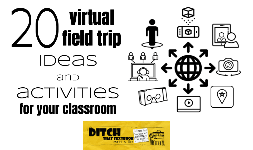 20 virtual field trips ideas and activities for your classroom