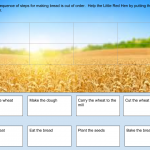 Little Red Hen Sequence Activity (Justin Malin @justinrmalin)