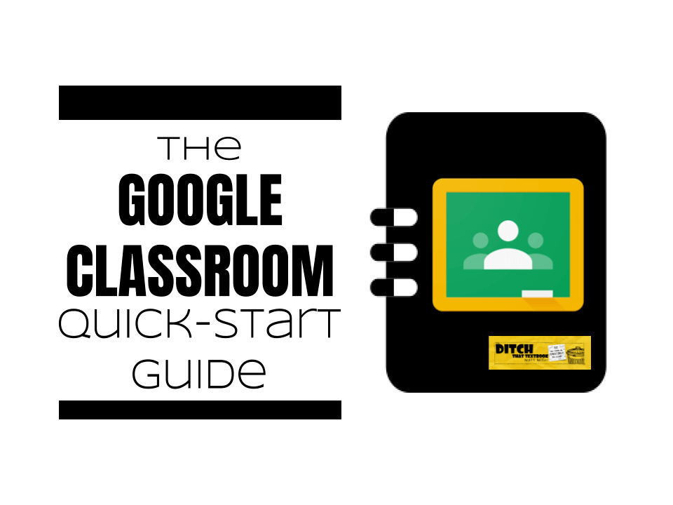 The Google Classroom quick-start guide