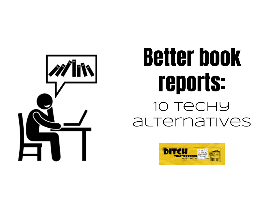 better-book-reports-10-techy-alternatives
