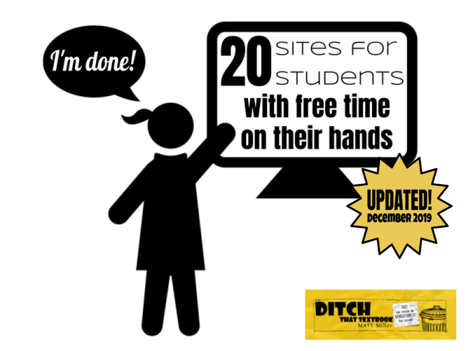 20 sites for students with free time on their hands (1)