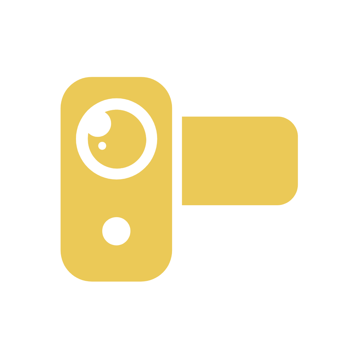 Video project ideas icon