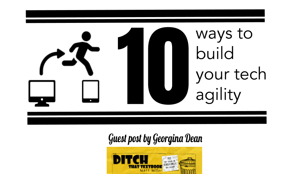 10 ways to build your tech agility image