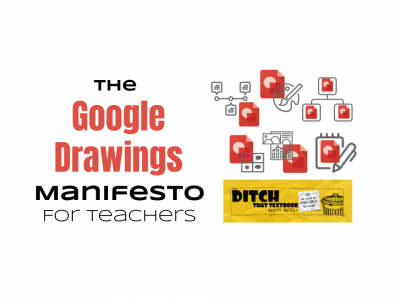 The Google Drawings Manifesto for Teachers