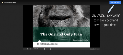 The One and Only Ivan HyperDocs Template