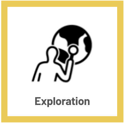 exploration icon