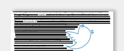 blackout poetry for templates page icon