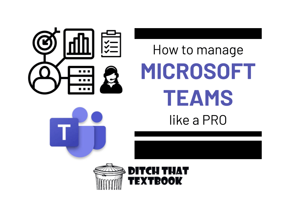 How to Manage Microsoft Teams like a pro Icon