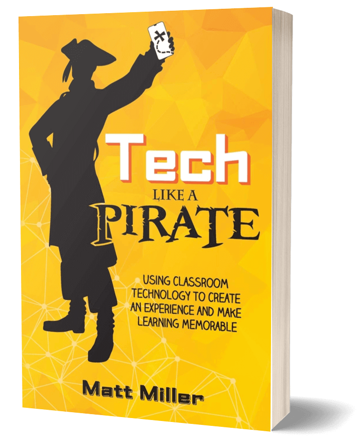 tech like a pirate