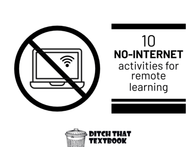 10 no internet activities for remote learning (1)