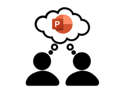 Powerpoint Collaboration Icon