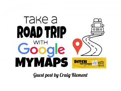 Take a Road Trip with Google MyMaps