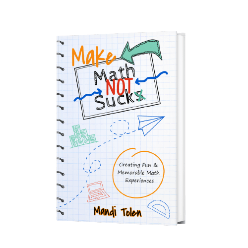 Make Math Not Suck Book cover