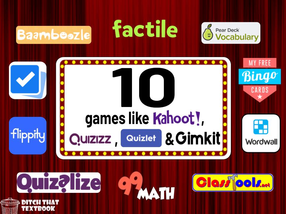 10 Games like Kahoot