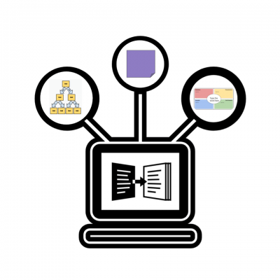 Planning and Brainstorming Icon