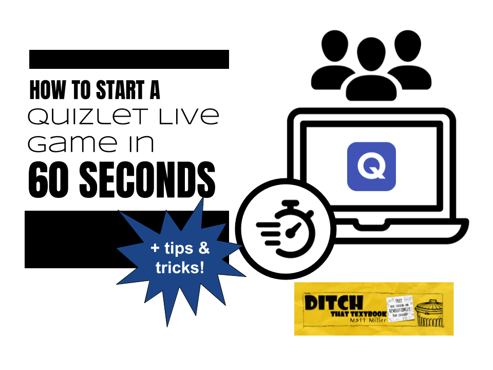 How to start a quizlet live game in 60 seconds plus tips and tricks