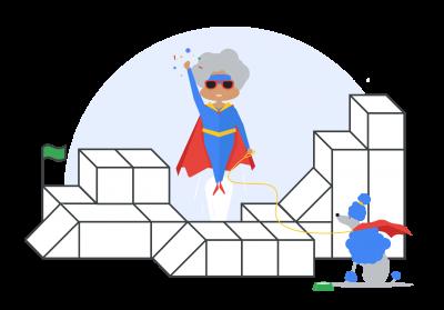 HOC_Code Your Hero - activity illustration