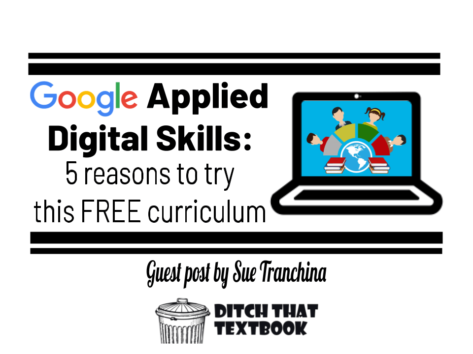 Google Applied Digital Skills_ 5 reasons why you should try this FREE curriculum
