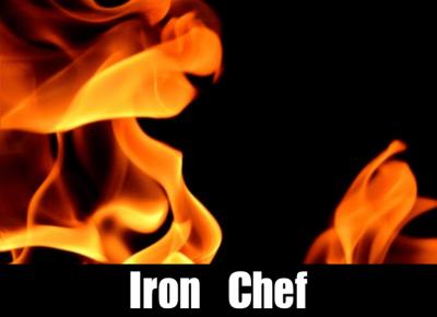 Iron Chef and CyberSandwich Template