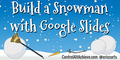 Holiday Activity Build a Snowman Template