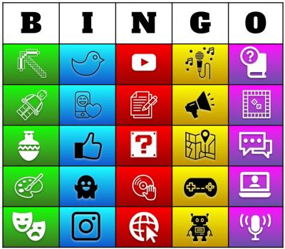 Virtual Bingo Board