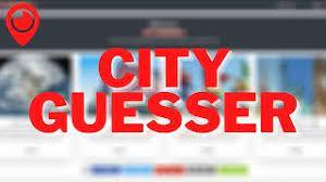 City Guesser Logo