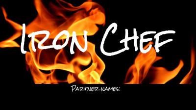 Iron Chef eduprotocol