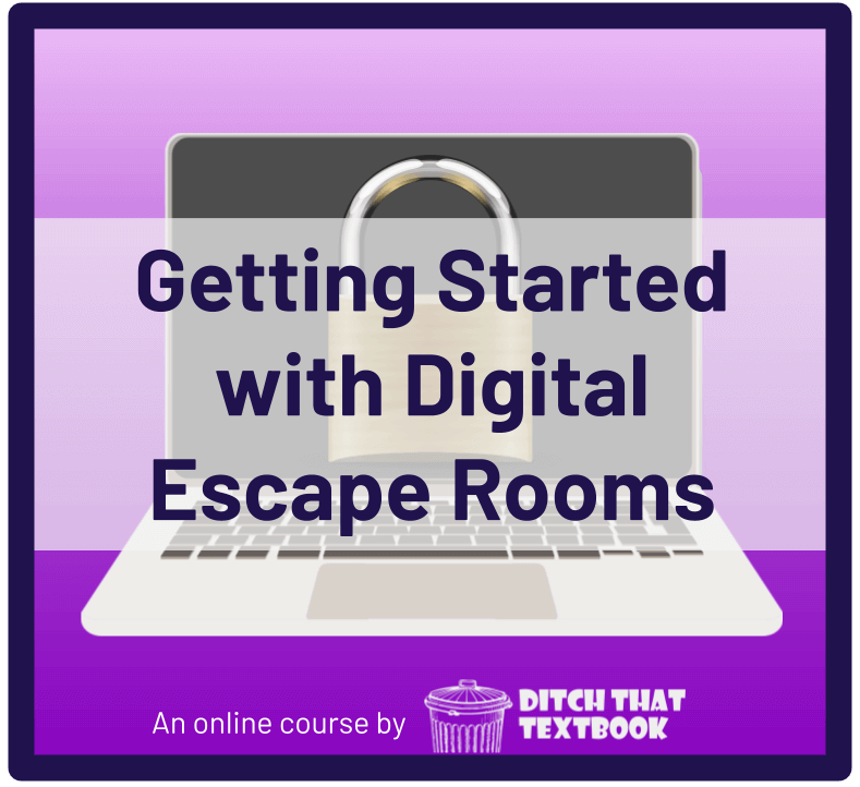 Getting Started with Digital Escape Rooms